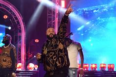 DJ Khaled Surprises Students In Atlanta With Free Nikes In Celebration Of Air Max Day