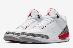 "Air Jordan 3 ""Katrina"" Arrives This Weekend: Where To Purchase"