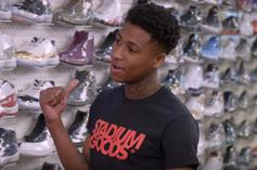 "YoungBoy Never Broke Again Buys Fan Air Jordans While ""Sneaker Shopping"""