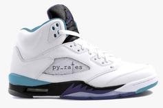 "Air Jordan 5 ""Grape Ice"" Rumored To Release This Summer"