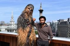 "Donald Glover's ""Star Wars"" Character Lando Is Pansexual According To Writer"