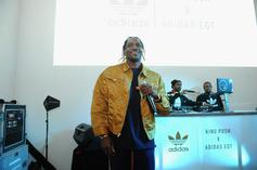 "Pusha T Confirms New Album Title ""Daytona"" & Release Date"