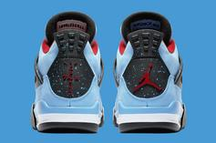 Travis Scott x Air Jordan 4 Gets New Release Date