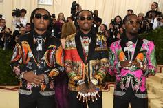 Migos Replaced By Skepta At Primavera After Missing Their Flight