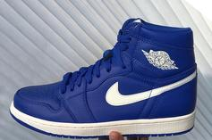 "Air Jordan 1 ""Hyper Royal"" Release Details Announced"