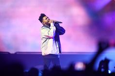 The Weeknd Drops New Summer Collection; Graphic Shirts, Mesh Jerseys & More
