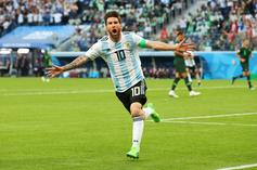Argentina Vs. Nigeria: Hip-Hop Reacts To The World Cup Match