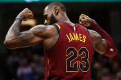 LeBron James Opts Out Of Cavs Contract, Becomes Free Agent