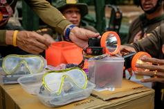 Thailand Cave Rescue Saves 8 Children Trapped For Weeks Underground