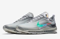 """Off-White x Nike Air Max 97 """"Menta"""" Set To Release This Fall"""