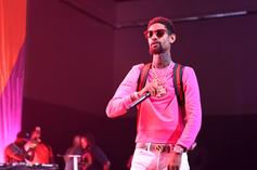 PnB Rock Is Hopeful He'll Grow Into His Neck After Drake Shares Throwback Pics