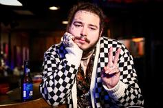 """Post Malone's """"Beerbong & Bentley"""" Tour Merch Available Online For Limited Time"""