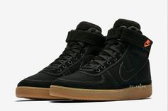 Carhartt x Nike Vandal High Supreme In The Works: First Look