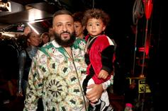 DJ Khaled Is The Proudest Dad On His Son Asahd's Second Birthday