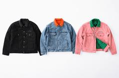 Supreme x Levi's Trucker Jackets & Coveralls Releasing This Thursday