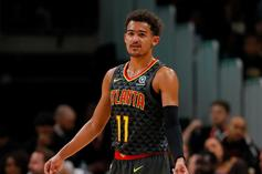 Trae Young's $138,000 Audi R8 Filled With Popcorn By Hawks Teammates: Video