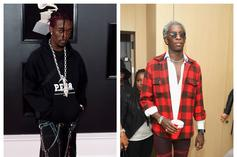 """Lil Uzi Vert Wants His Best Friend Young Thug Back: """"Free The Snake"""""""