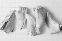 "Nike Debuts ""Noise Cancelling"" Collection Celebrating New NYC Flagship"
