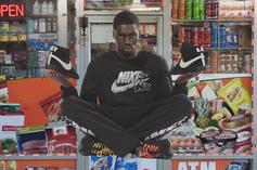 "Sheck Wes Curates Nike's ""NYC Editions"" Air Max 95 & Blazer Mid: Release Info"