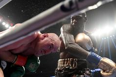 """Ice Cube Thinks Deontay Wilder """"Got Robbed,"""" Twitter Reacts To """"Split Draw"""""""