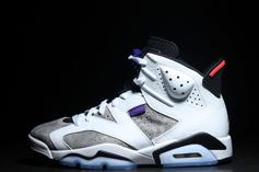 """Flint"" Air Jordan 6s Coming In Early 2019: New Images Revealed"