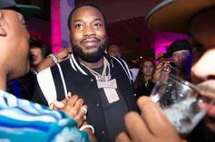 Meek Mill Begins Protest Against Lace-Front Wigs