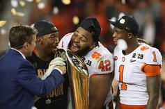 Trump Says Clemson Tigers Will Be Served Fast Food During White House Visit