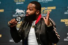 Charlamagne Tha God Approves Of Adrien Broner's Pre-Fight Energy