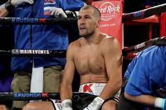 Sergey Kovalev Allegedly Punched A Woman, Charged With Felony Assault
