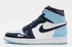 "Women's Air Jordan 1 High OG ""UNC"" Releasing On Valentine's Day"