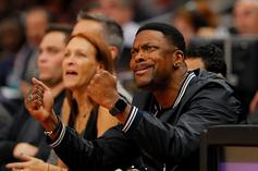 LeBron James Is So Tall That Chris Tucker Almost Fought Him At Church Over It