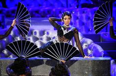 Cardi Urged To Not Perform At RodeoHouston For Sake Of Animal Welfare