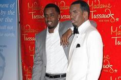 Diddy's Wax Figure At Madame Tussauds Gets Decapitated