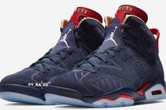 "Air Jordan 6 ""Doernbecher"" Returns This Year: New Images"