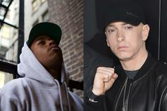 """Boogie & Eminem Are Dropping """"Rainy Days"""" Video Tomorrow"""
