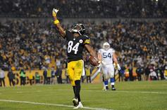 """Antonio Brown, Pittsburgh Steelers Agree """"It's Time To Move On"""""""