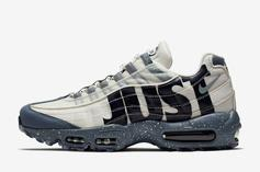 """Mt. Fuji Nike Air Max 95 To Come With """"Just Do It"""" Branding"""