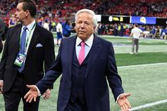 Robert Kraft Should Take Prostitution Plea Deal, Says Daymond John