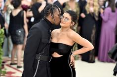 Travis Scott Dispels Relationship Issues With Kylie Jenner With One Emoji