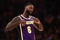 """Lakers Lowlight Reel Receives Hilarious """"One Shining Moment"""" Treatment"""