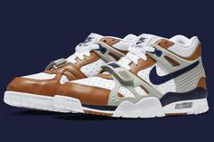 "Bo Jackson's ""Medicine Ball"" Air Trainer 3 To Return This April"