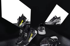 Adidas X Bape X NBHD Pod 3.1 & NMD STLT Images And Release Info
