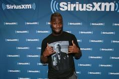 Le'Veon Bell Shows New York Jets Pride During Nightclub Performance