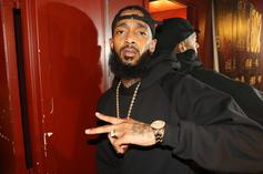 """Nipsey Hussle's Marathon Clothing Store Working To Deliver """"Over 2 Million Orders"""""""