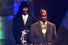 Snoop Dogg Shares Vintage Tupac Photo On Instagram