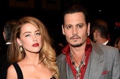 """Johnny Depp Reportedly Tried To Get Amber Heard Dropped From """"Aquaman"""""""