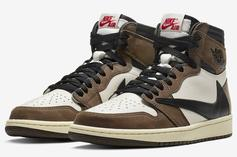 Travis Scott X Air Jordan 1 Can Be Won For $1 Through StockX