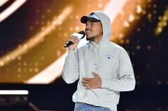 "Chance The Rapper Calls Michael Jackson His ""Role Model"" For Philanthropy"