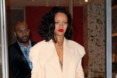 Rihanna Rocks A 65 Cent Grocery Bag