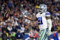 Ezekiel Elliott Handcuffed At EDC Festival: Video